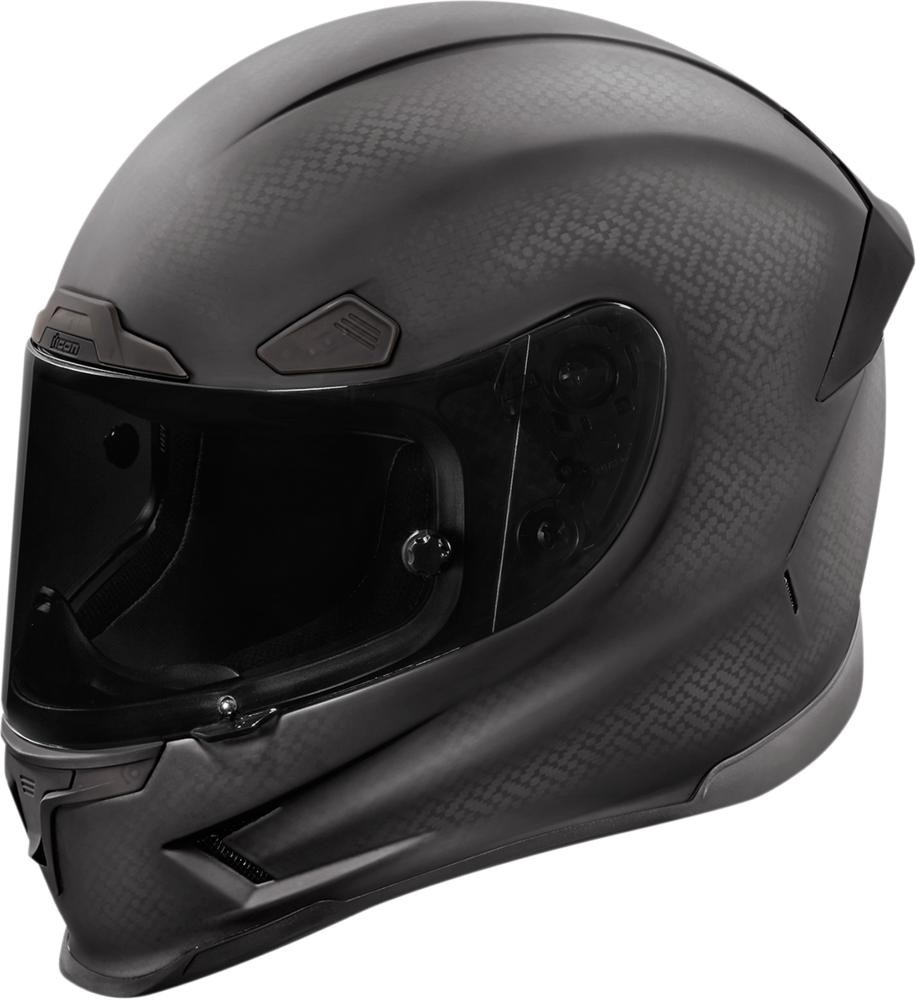 Casque ICON AFP GHOST Carbone