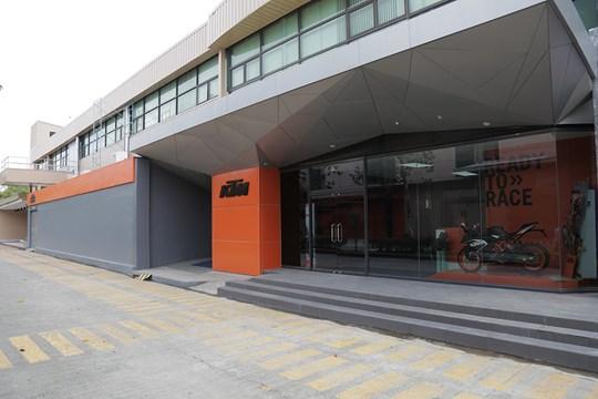 KTM ouvre une usine aux philippines